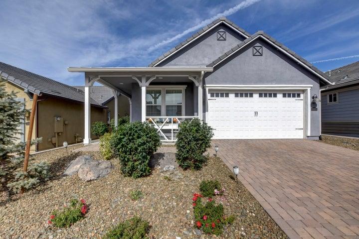 Charming home in Prescott Lakes' stunning Astoria neighborhood.