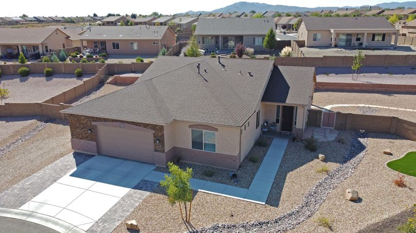 Fully landscaped yard - 2.5 Car Garage - 4 Bedrooms and 2 Bathrooms.