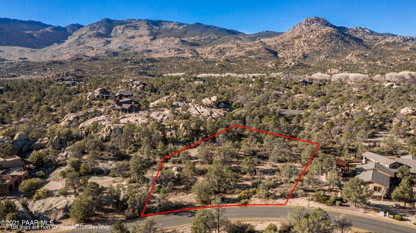 Easy build lot awaits your dream home!