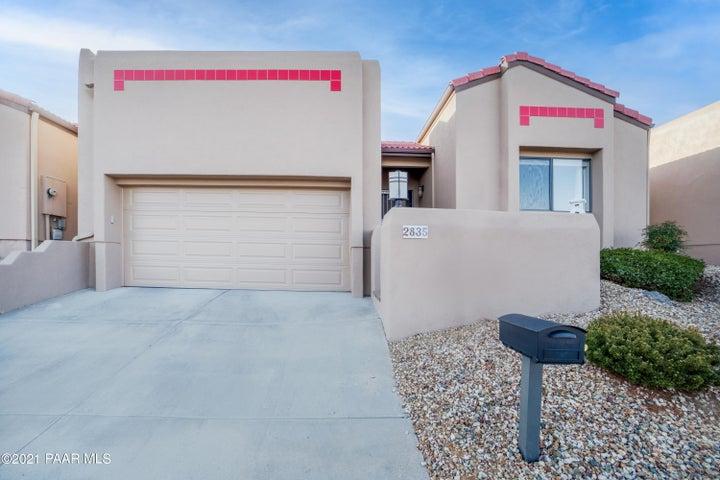 2835 Harvard Drive, Prescott, AZ 86301