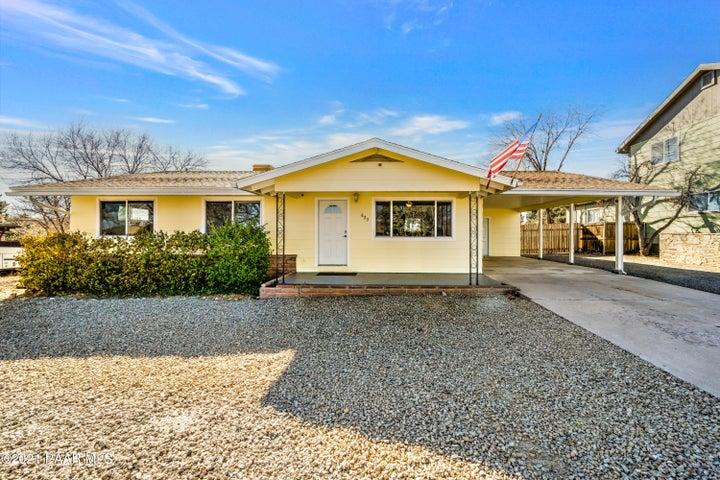Adorable home close to Downtown Prescott