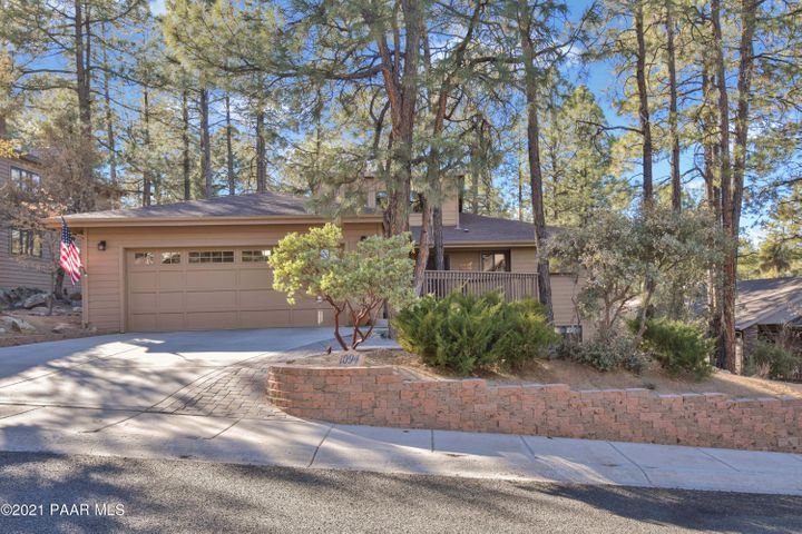 1094 Pine Country Court, Prescott, AZ 86303