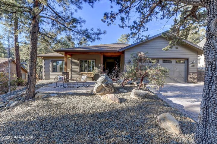 1181 W Timber Ridge Road, Prescott, AZ 86303