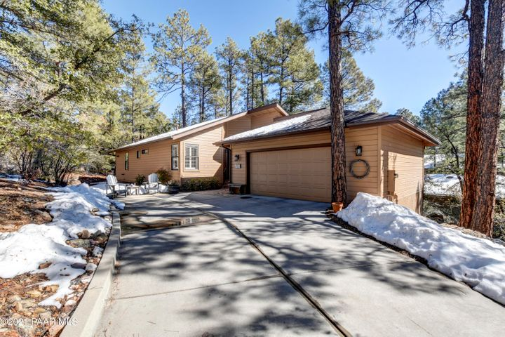 1117 E Timber Ridge Road, Prescott, AZ 86303