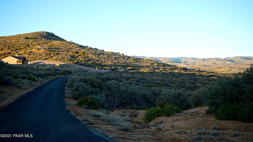 4.44 AC in The Estates at Cherry Ridge, Dewey, AZ