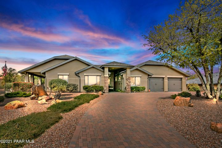 1842 Enchanted Canyon Way, Prescott, AZ 86305