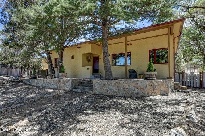 1107 Old Hassayampa Lane, Prescott, AZ 86303