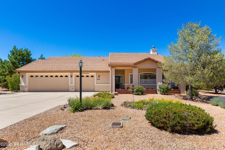 976 Panicum Drive, Prescott, AZ 86305