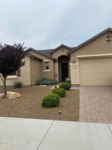 1123 N Lucky Draw Drive, Prescott Valley, AZ 86314
