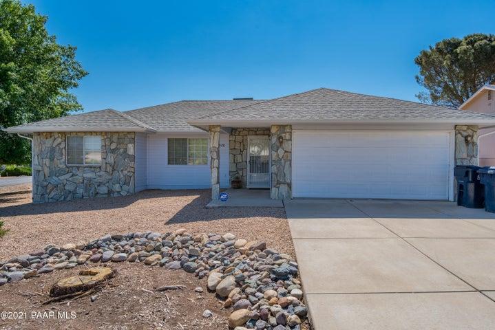 1376 N Ironwood Lane, Dewey-Humboldt, AZ 86327