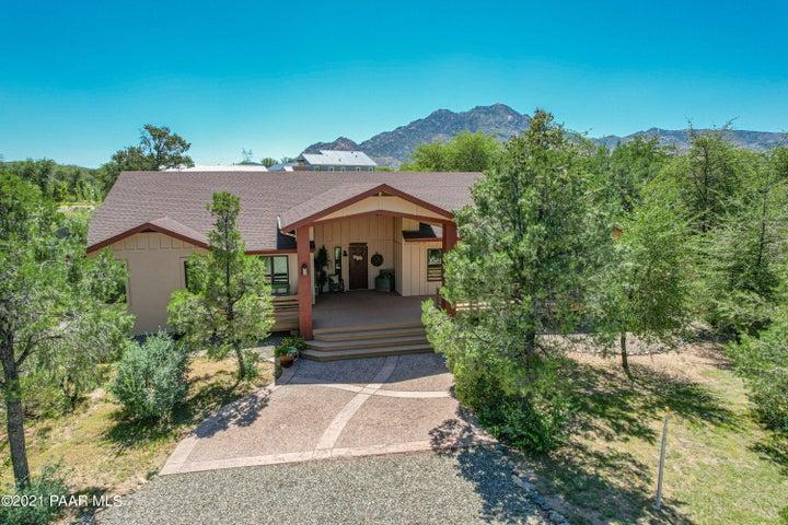 8750 N Oak Forest Drive, Prescott, AZ 86305