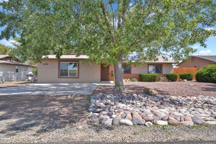 5469 N Ramada Lane, Prescott Valley, AZ 86314