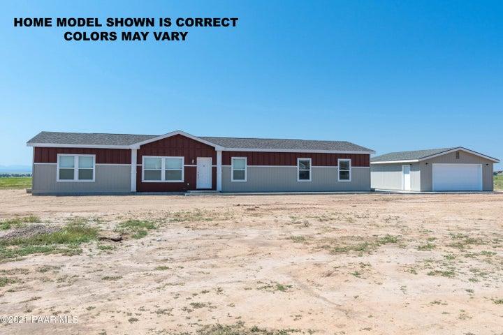 26320 N Vineyard Lane, Paulden, AZ 86334