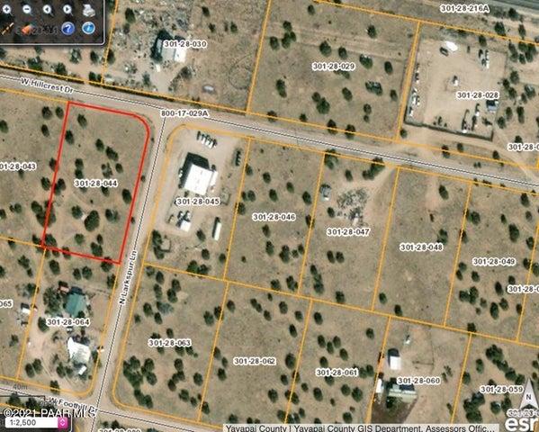 37 Hillcrest, Seligman, AZ 86337