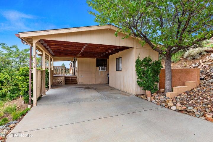 2195 Hillside Loop Road, Prescott, AZ 86301