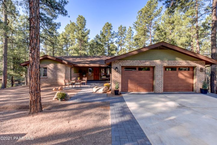 Welcome Home to Your New Retreat in the Pines