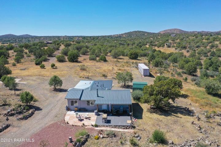 Remodeled Prescott Home (2018) on 3.51 Acres.