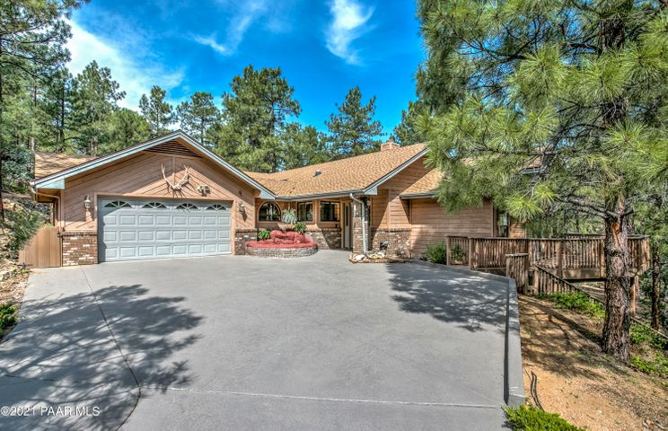 Beautiful Timber Ridge Home