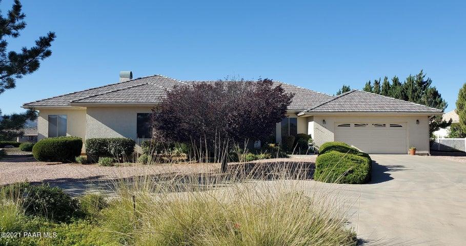 10621 E High Point Drive, Dewey-Humboldt, AZ 86327