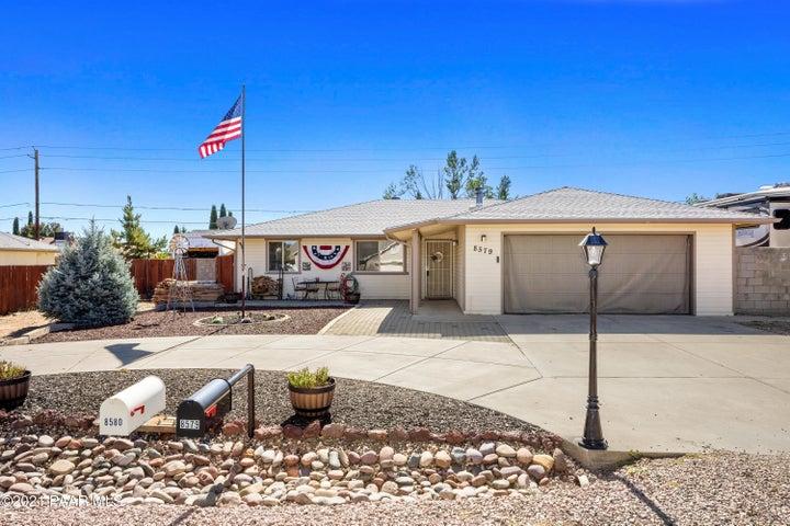 8579 E Tranquil Boulevard, Prescott Valley, AZ 86314