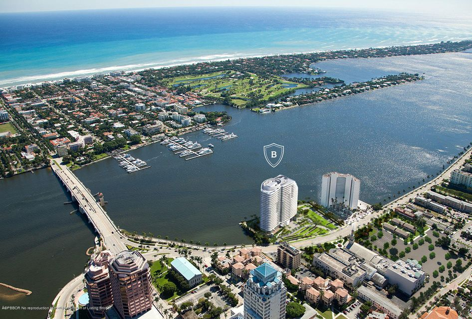 1100 S Flagler Drive 18B, West Palm Beach, FL 33401