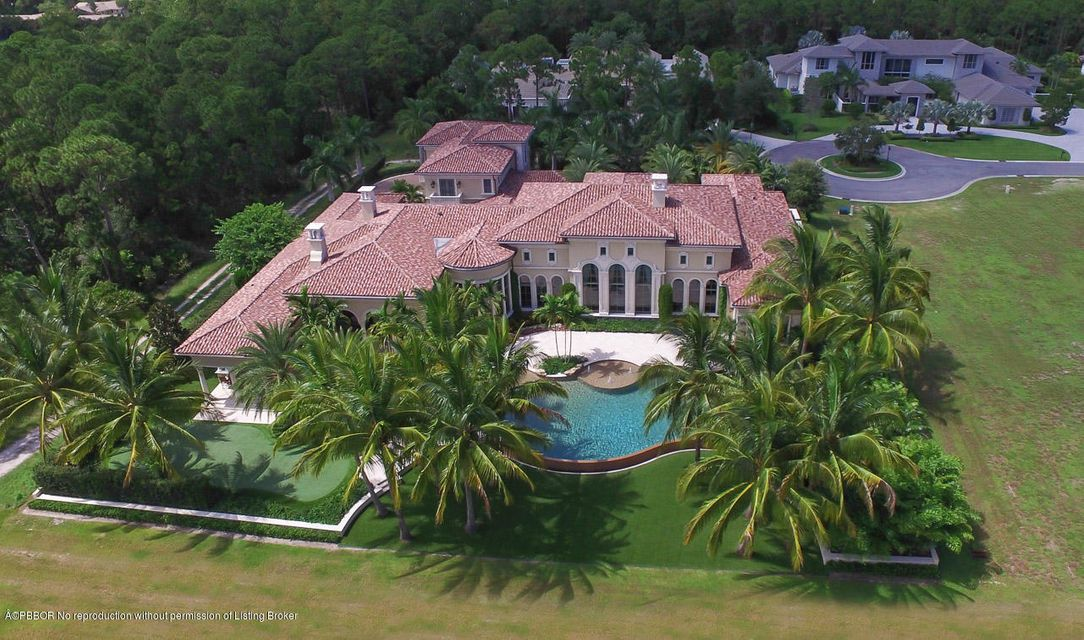 Palm Beach Area Waterfront Homes for Sale