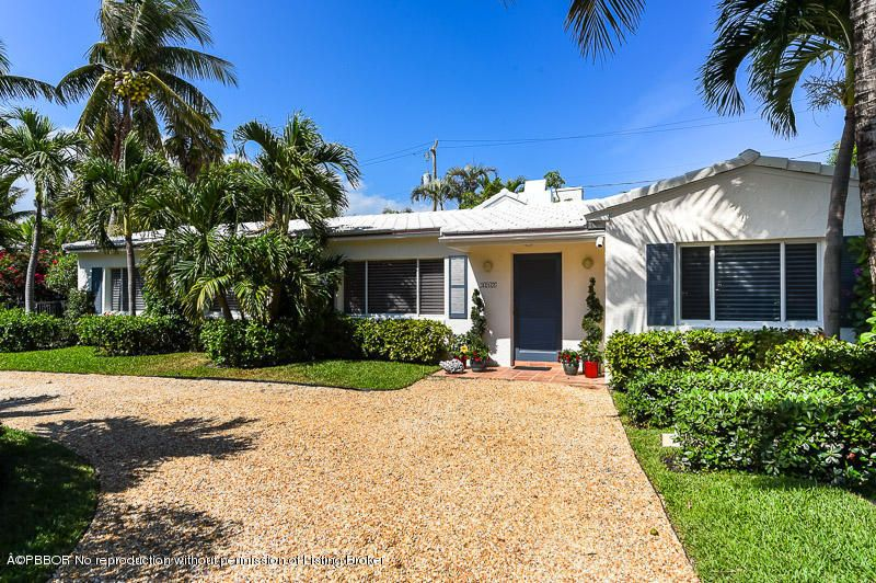 217 Debra Lane, Palm Beach, FL 33480