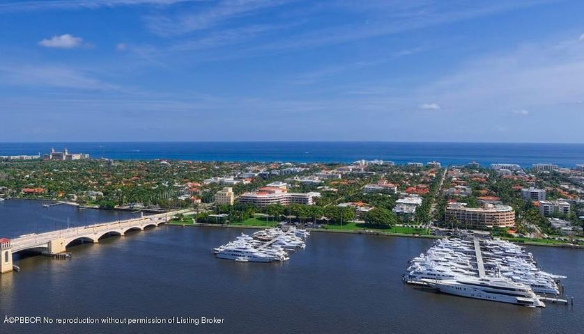 1100 S Flagler Drive, 25N, West Palm Beach, FL Exclusive Right to Sell