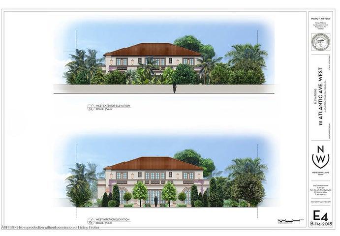111 Atlantic Avenue House B, Palm Beach, FL 33480