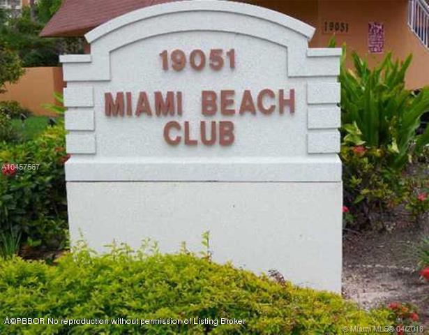 19051 Collins Avenue D206, North Miami Beach, FL 33160