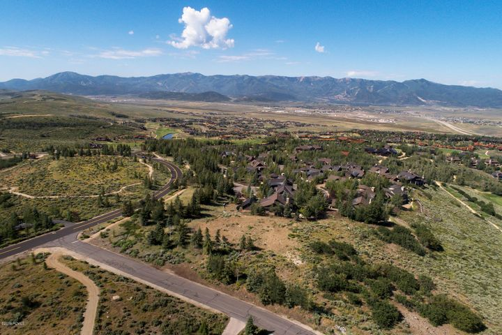 1.11 Acres in the picturesque Promontory Club. This homesite has incredible views and sits above the Ranch Club Cabins with easy access to the Promontory soccer field, fishing pond or Ranch Clubhouse along the groomed walking trails. An easy build on this flat lot, seller is including Promontory approved Clive Bridgwater plans. There is something for every member of the family at Promontory. This community offers an abundance of amenities from its 2 Championship golf courses, fitness club, kids club, spa, equestrian center, beach club, ski lodges at Deer Valley and Park City mountain and much more. You cant beat this location! Come build your dream home on this one of kind lot.