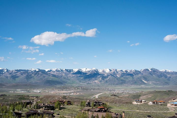 This top-of-the-world homesite offers majestic panoramic views of Deer Valley, Park City, and The Canyons ski resorts. Located in the prestigious Upper Summit neighborhood, this is one of the top premiere lots in all of Promontory! Promontory is Park City's premier golf and recreational community and is a tribute to the wide-open spaces of the west, spanning over 10 square miles. Situated in close proximity to Promontory amenities, and approximately 30 minutes away from the Salt Lake International Airport. Buyer to pay 1% community enhancement fee at closing. Promontory Membership available by separate agreement with the Club.