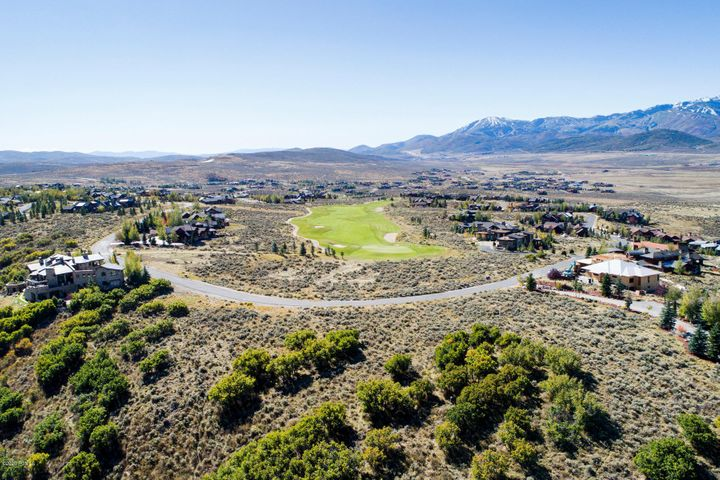 This generous homesite is incredibly private, while being close to Promontory's luxurious amenities! Adjacent to hundreds of acres of open space this homesite has fantastic mountain views. It is also a short walk to the casual game-inspired Shed clubhouse, the spa and fitness center, luxurious Peter Dye Golf clubhouse and championship course, and tennis, pickleball and ice skating rink. This homesite originally sold for almost $1 million and is the ideal place to build your mountain retreat! Golf membership available.