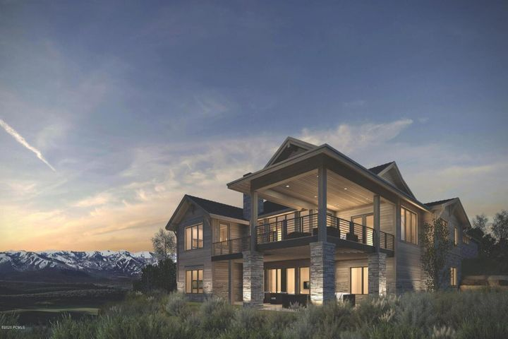The Russel is one of the most sought-after Residence floor plans. This absolutely gorgeous homesite looks over the Nicklaus Painted Valley golf course and catches awesome views of the Wasatch Mountains. Located near the Nicklaus Golf Clubhouse, The Peak restaurant and the Beach Club House. This Russel is the perfect location for a fun getaway. Just minutes from downtown Park City, Promontory stretches over 6,400 Acres and is the perfect four-season mountain club for all ages, offering a wide array of activities for the whole family. For buying incentives please contact our on-site Sales Executive.