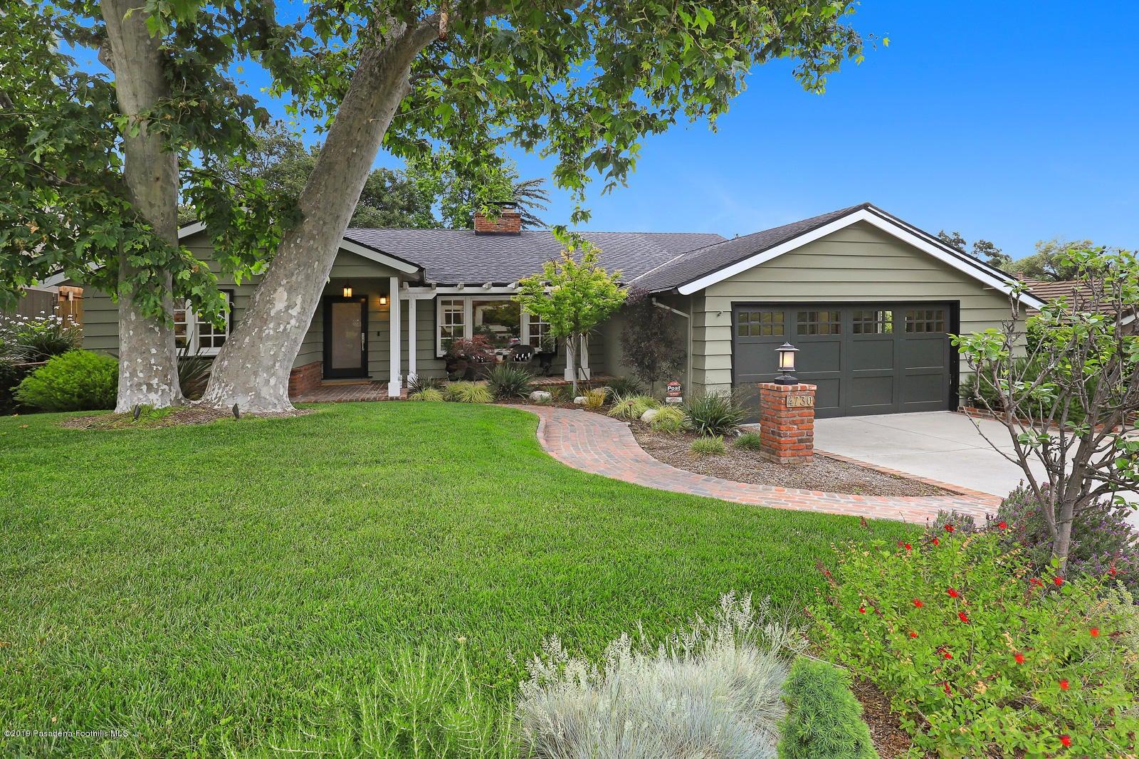4730 Hayman Avenue, La Canada Flintridge, CA 91011