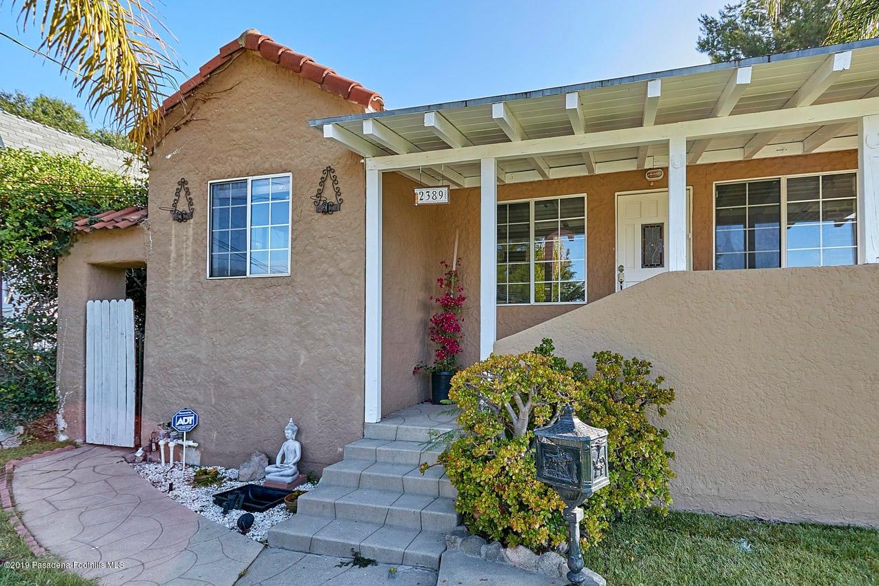2389 Mayfield Avenue, Montrose, CA 91020