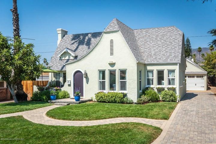 647 Burchett Street, Glendale, CA 91202