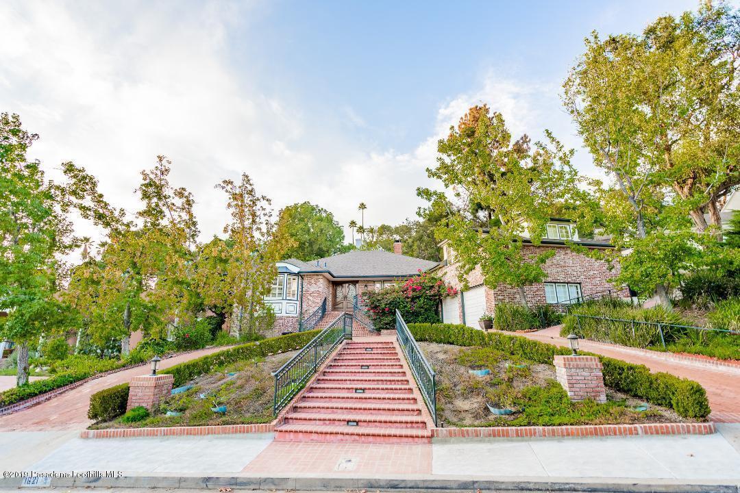 1621 ARBOR Drive, Glendale, CA 91202