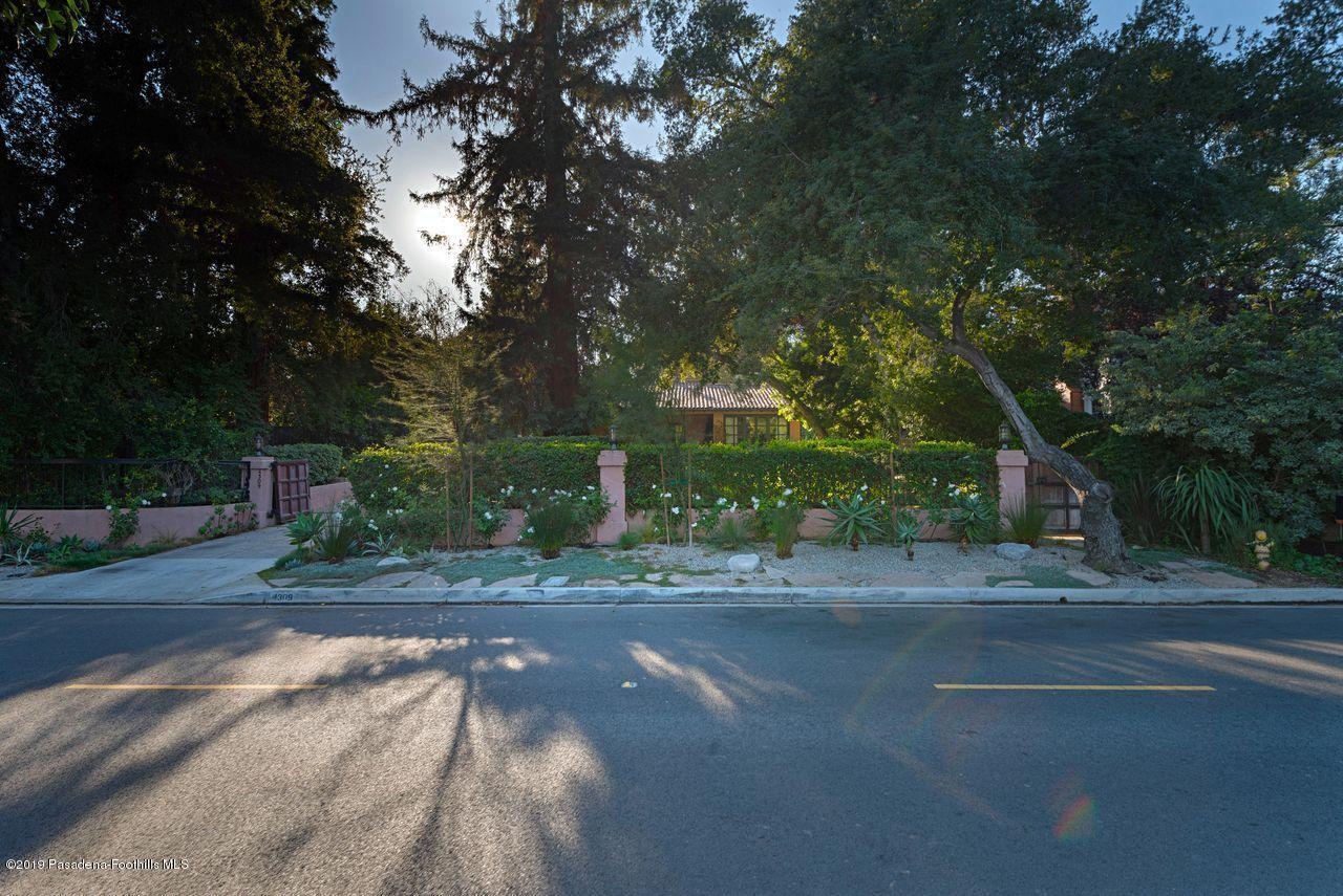 4309 Woodleigh Lane, La Canada Flintridge, CA 91011