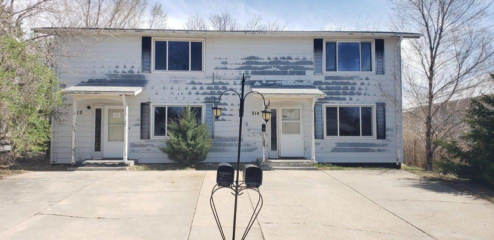 312 & 314 S Grant Avenue, Pierre, SD 57501