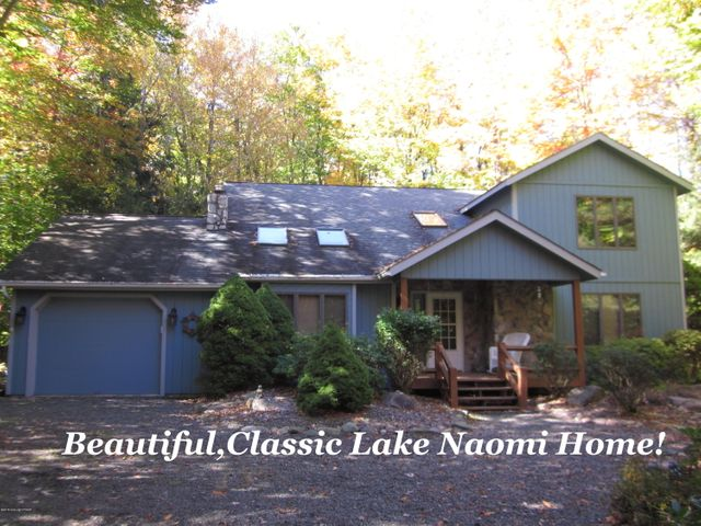 Welcome to your Beautiful Lake Naomi Home!