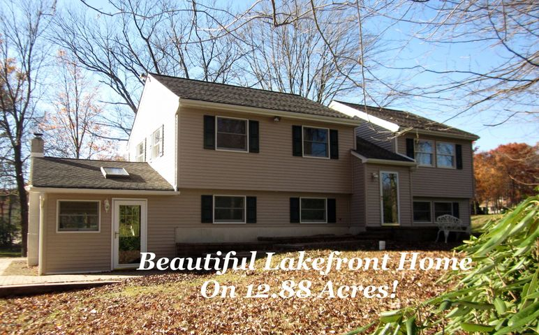This Property Has It All Land,Lake & Pond!