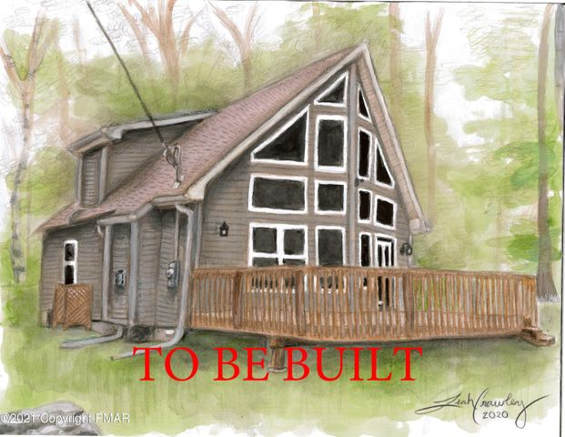 Chalet Model - To Be Built