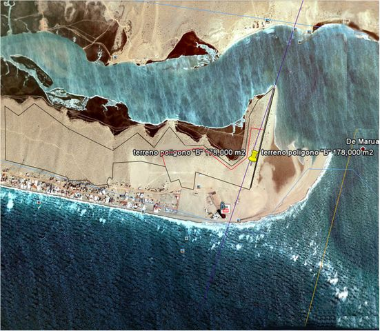 Fracc 2 del Desarrollo Las Conchas, Puerto Penasco,
