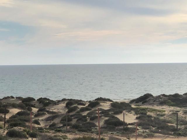 Playa Miramar oceanview lot