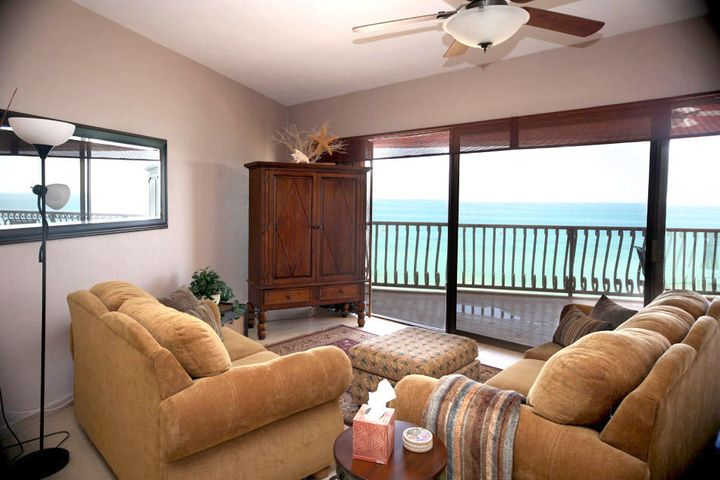 LIVING ROOM TO BALCONY
