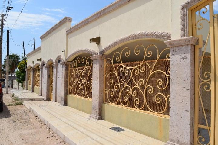 M57 L7 Calle Francisco Villa, Entre 17 y 18, Puerto Penasco,