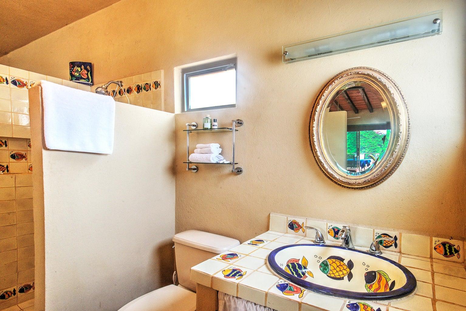 PH studio bathroom