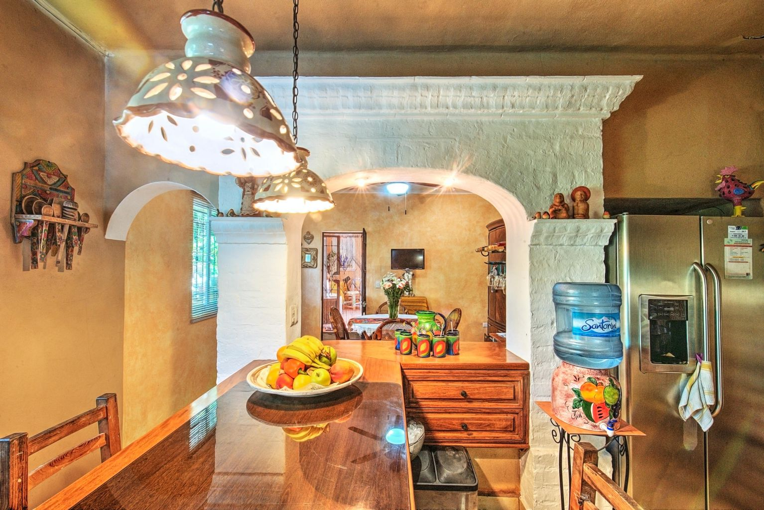 Main home kitchen