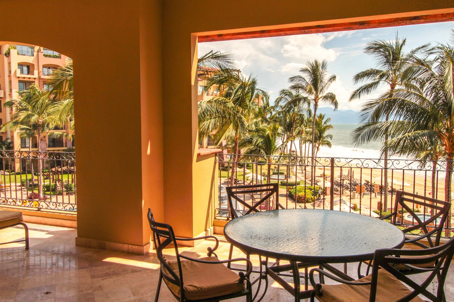 Villa 3302 - Terrace
